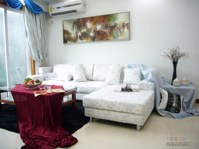 精选面积91平混搭三居客厅装修欣赏图片大全客厅潮流混搭客厅设计图片赏析
