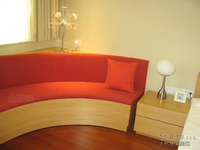 典雅40平混搭小户型客厅实景图客厅潮流混搭客厅设计图片赏析