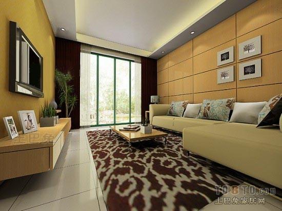精美客厅二居混搭装饰图片欣赏客厅潮流混搭客厅设计图片赏析