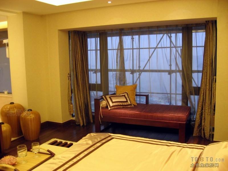 优美81平混搭复式卧室实景图片卧室潮流混搭卧室设计图片赏析