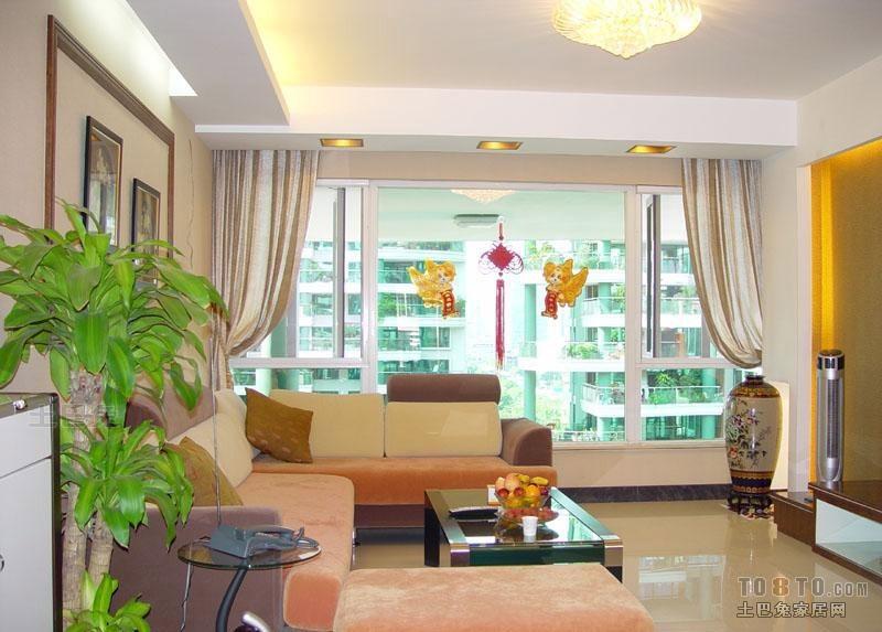 平大小混搭四居装修实景图片客厅潮流混搭客厅设计图片赏析