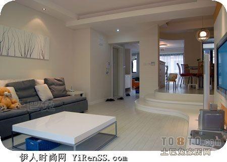 平方三居客厅混搭装修设计效果图客厅潮流混搭客厅设计图片赏析