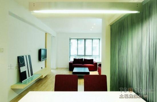 精美面积80平混搭二居餐厅装修效果图片厨房潮流混搭餐厅设计图片赏析