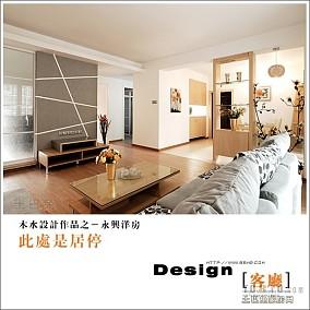 现代简约日式风格卧室设计