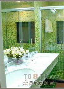 卫生间1.jpg卫生间潮流混搭卫生间设计图片赏析