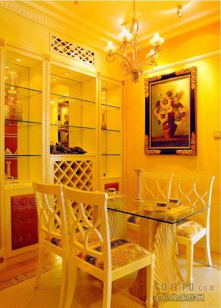 精美71平米二居餐厅混搭装饰图厨房潮流混搭餐厅设计图片赏析