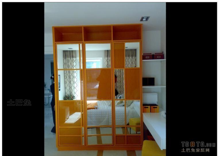 精美91平混搭三居卧室设计案例卧室潮流混搭卧室设计图片赏析
