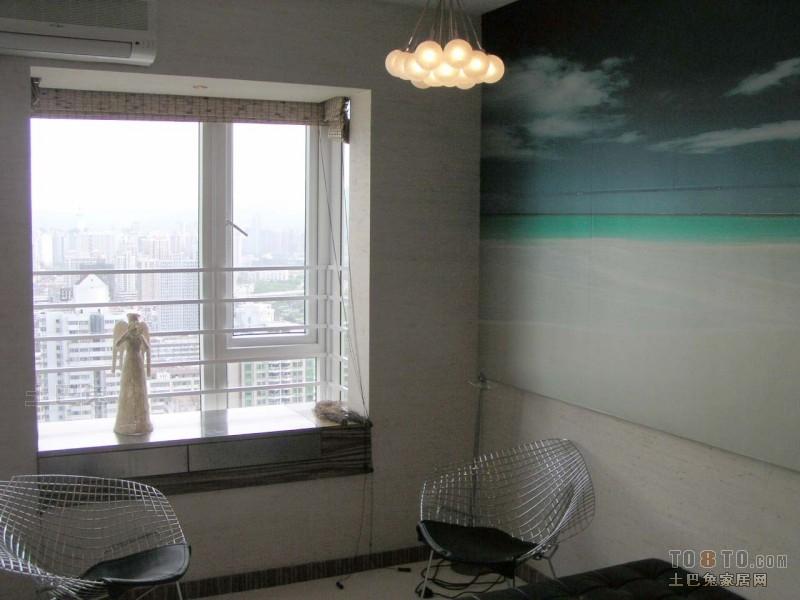 精美面积107平混搭三居卧室装修设计效果图片大全卧室潮流混搭卧室设计图片赏析