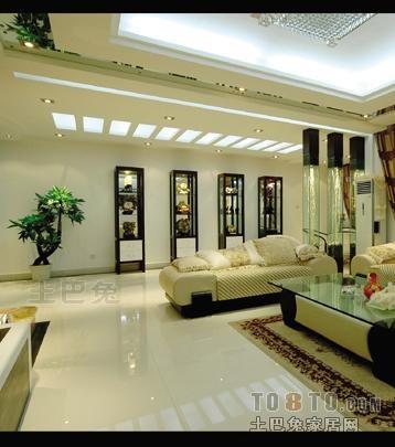 优雅57平混搭复式客厅装修图片客厅潮流混搭客厅设计图片赏析