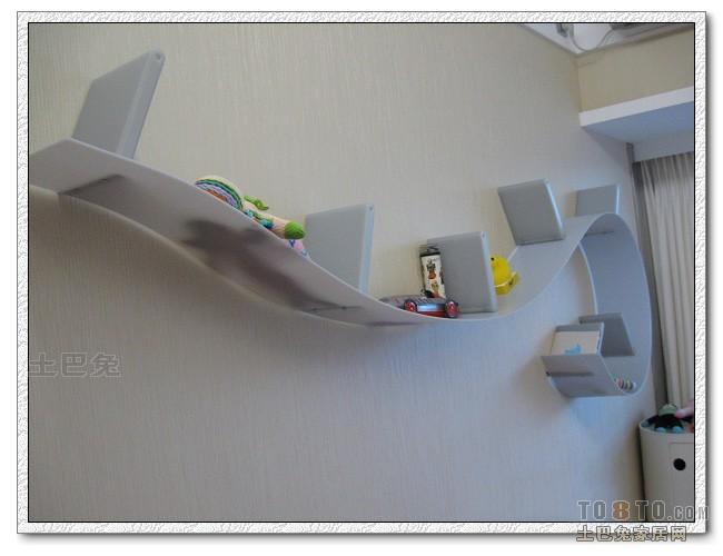 精美面积90平混搭三居儿童房装饰图片卧室潮流混搭卧室设计图片赏析