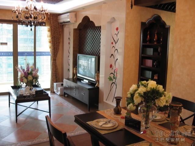 客厅装修效果图大全客厅潮流混搭客厅设计图片赏析