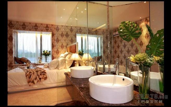 面积81平混搭二居卫生间装修实景图片卫生间潮流混搭卫生间设计图片赏析