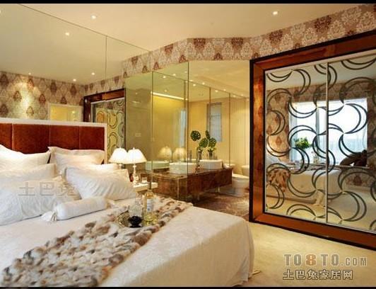 热门76平米二居卧室混搭实景图片大全卧室潮流混搭卧室设计图片赏析