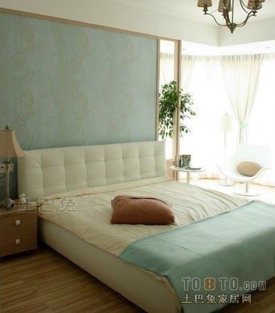 热门71平米二居卧室混搭装修图片大全卧室潮流混搭卧室设计图片赏析
