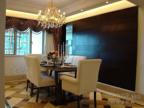 精选130平米四居餐厅混搭装修欣赏图厨房潮流混搭餐厅设计图片赏析
