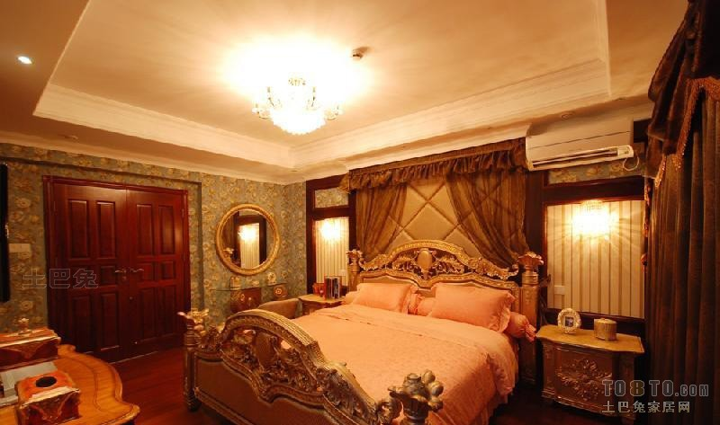 精美120平米四居卧室混搭效果图片欣赏卧室潮流混搭卧室设计图片赏析