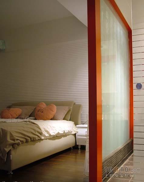 质朴90平混搭三居卧室美图卧室潮流混搭卧室设计图片赏析