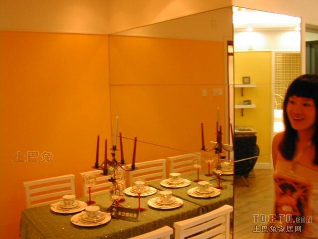 精美72平米二居餐厅混搭实景图片大全厨房潮流混搭餐厅设计图片赏析