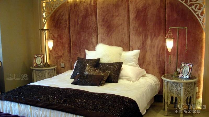 精美136平米混搭复式卧室装修实景图片大全卧室潮流混搭卧室设计图片赏析