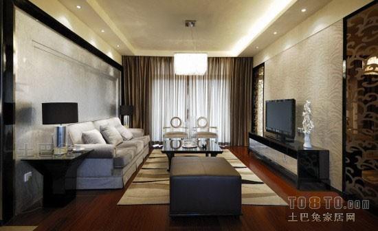 2018精选101平米三居客厅混搭效果图客厅潮流混搭客厅设计图片赏析