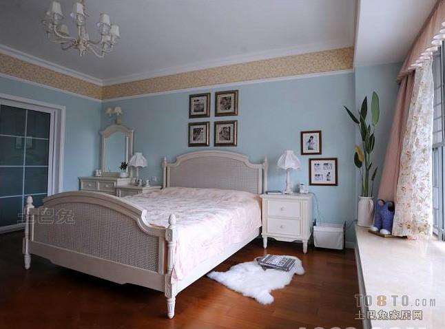 精美面积131平复式卧室混搭装修实景图卧室潮流混搭卧室设计图片赏析