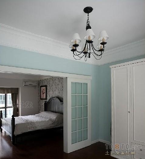 华丽84平混搭复式卧室图片大全卧室潮流混搭卧室设计图片赏析