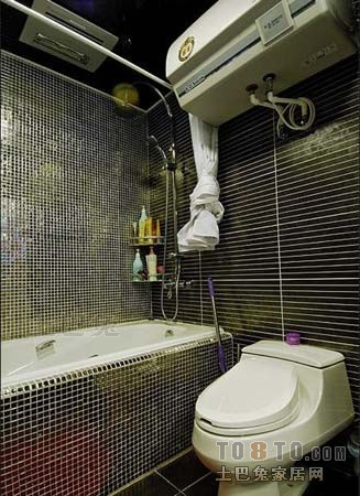 精选93平米三居卫生间混搭欣赏图片卫生间潮流混搭卫生间设计图片赏析