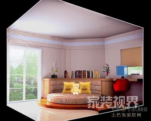 精美71平米二居卧室混搭装修实景图片卧室潮流混搭卧室设计图片赏析