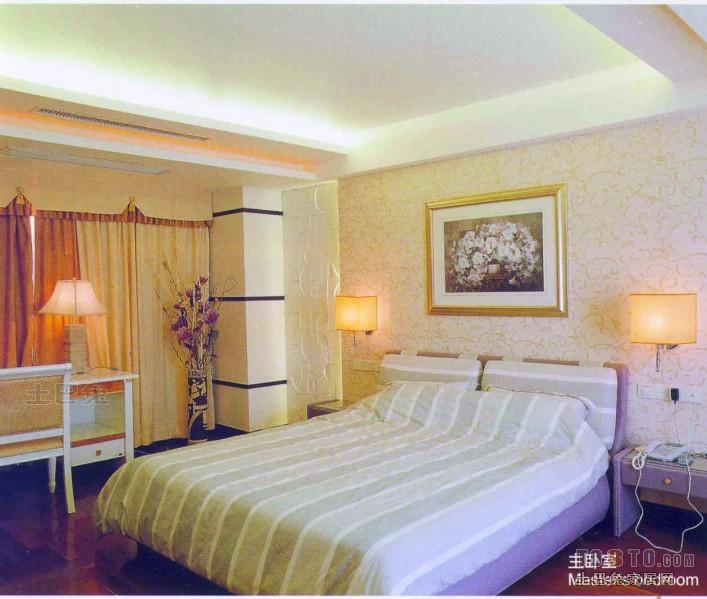 复式卧室混搭装修实景图片卧室潮流混搭卧室设计图片赏析