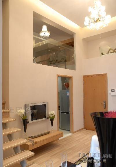 2018精选128平米混搭复式客厅装修设计效果图片欣赏客厅潮流混搭客厅设计图片赏析