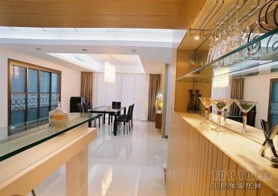 精美面积139平混搭四居餐厅装修设计效果图片欣赏厨房潮流混搭餐厅设计图片赏析