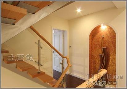 楼梯2.jpg功能区潮流混搭功能区设计图片赏析