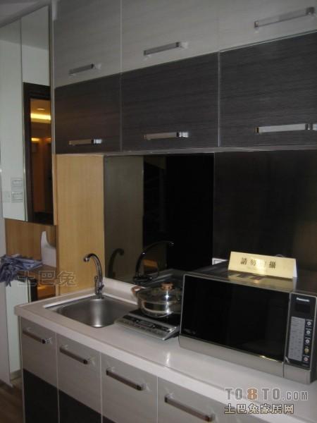 热门72平米混搭小户型厨房实景图片欣赏餐厅潮流混搭厨房设计图片赏析