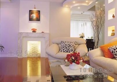 平米3室混搭装饰图片欣赏客厅潮流混搭客厅设计图片赏析