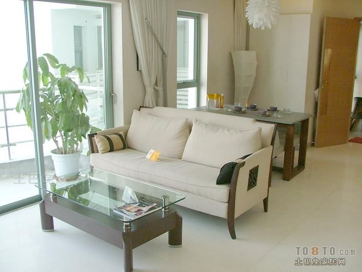 平米三居客厅混搭装修效果图片客厅潮流混搭客厅设计图片赏析
