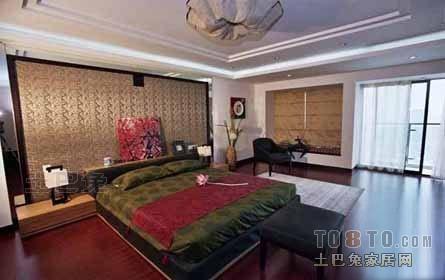 卧室2.jpg卧室潮流混搭卧室设计图片赏析