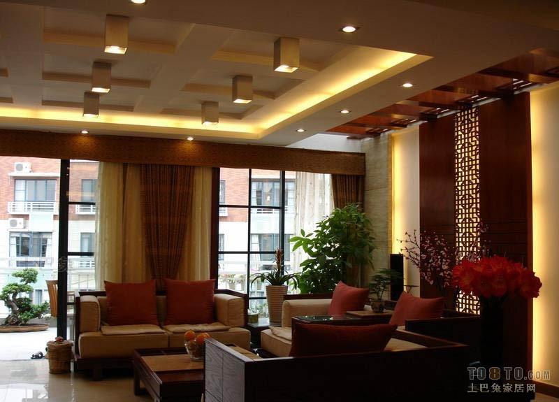 精致55平混搭复式客厅设计效果图客厅潮流混搭客厅设计图片赏析
