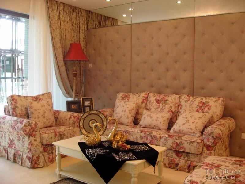 热门90平方三居客厅混搭装修设计效果图片客厅潮流混搭客厅设计图片赏析