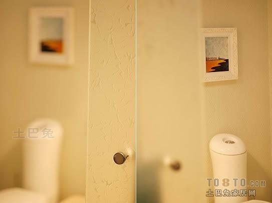 大气82平混搭复式卫生间装饰图片卫生间潮流混搭卫生间设计图片赏析