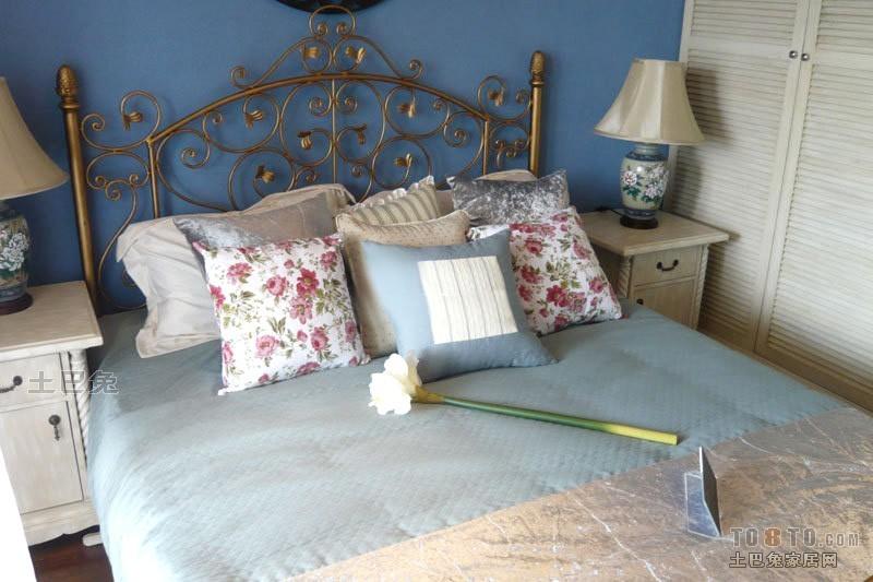 欧式古典卧室卧室潮流混搭卧室设计图片赏析