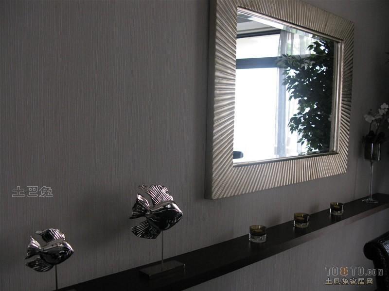 热门大小105平混搭三居餐厅装修实景图片欣赏厨房潮流混搭餐厅设计图片赏析