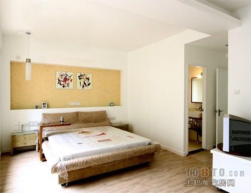轻奢99平混搭三居卧室设计图卧室潮流混搭卧室设计图片赏析