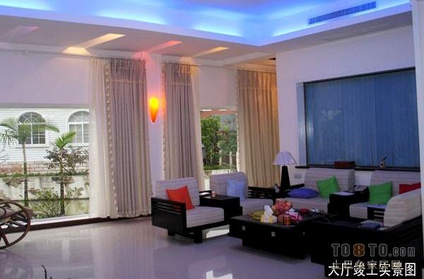 精美面积115平复式客厅混搭装修实景图片客厅潮流混搭客厅设计图片赏析