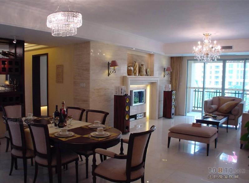 2018混搭3室客厅欣赏图92平客厅潮流混搭客厅设计图片赏析
