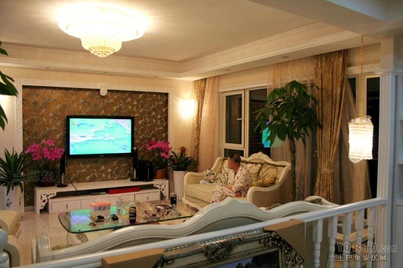 热门124平米四居客厅混搭效果图片客厅潮流混搭客厅设计图片赏析