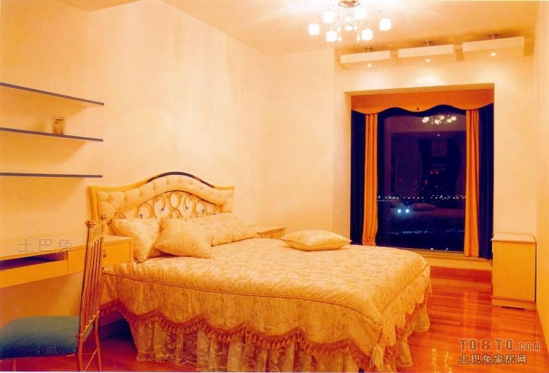 精美面积134平混搭四居卧室装修欣赏图卧室潮流混搭卧室设计图片赏析