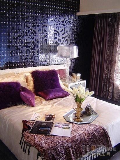 精美大小91平混搭三居卧室装修效果图设计图片赏析