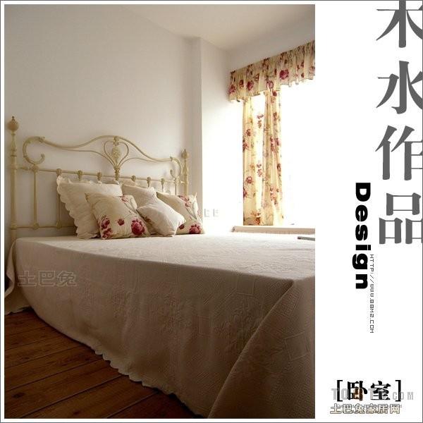 典雅116平混搭三居卧室案例图卧室潮流混搭卧室设计图片赏析