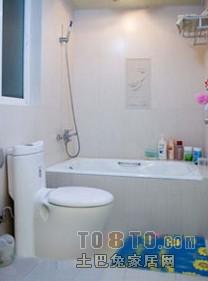 典雅54平混搭复式卫生间图片大全卫生间潮流混搭卫生间设计图片赏析