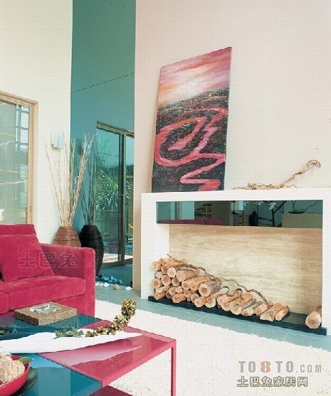 浪漫65平混搭复式客厅装修图片客厅潮流混搭客厅设计图片赏析